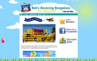 Bob's Bouncing Bungalows thumb